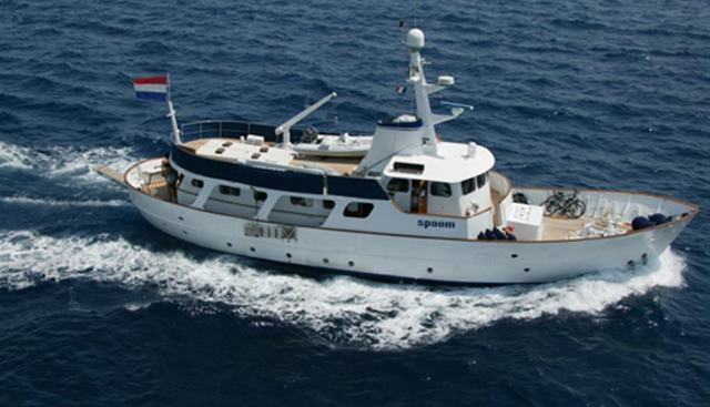 Spoom Charter Yacht - 3