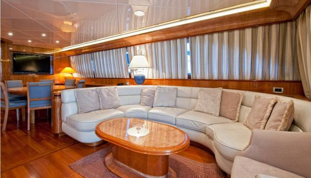 Canados 80 S Charter Yacht - 4
