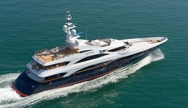 Karianna Charter Yacht