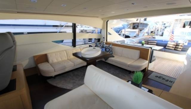 Vantage Charter Yacht - 5