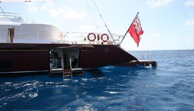 Blush Charter Yacht - 4