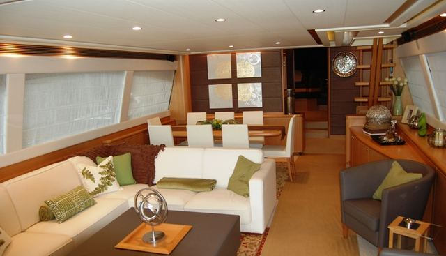 Seven One Charter Yacht - 4