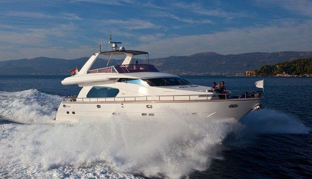 Lona Charter Yacht - 2