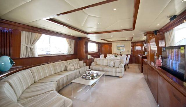 Falcon Island Charter Yacht - 6