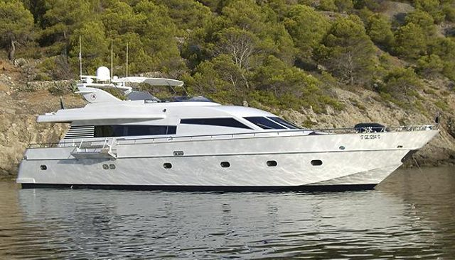 Crowbridge Charter Yacht
