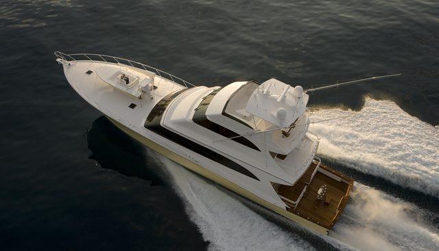 Relentless Pursuit Charter Yacht - 2