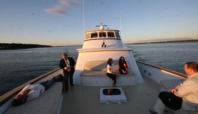 Kaleen Charter Yacht - 2