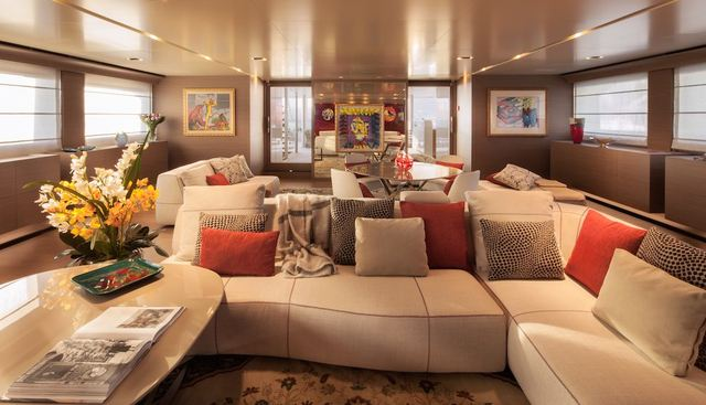 Saramour Charter Yacht - 7