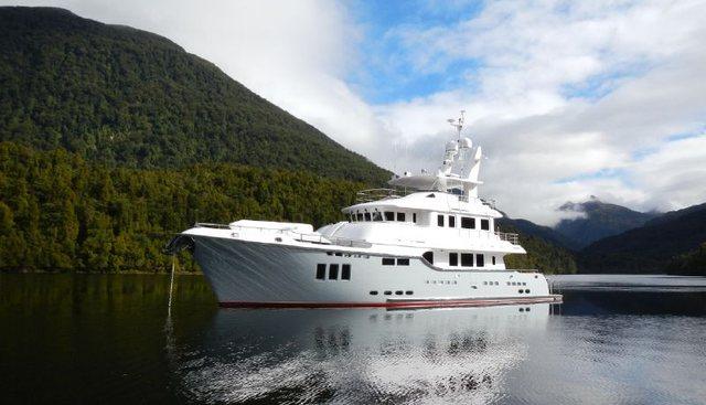 Aroha Charter Yacht