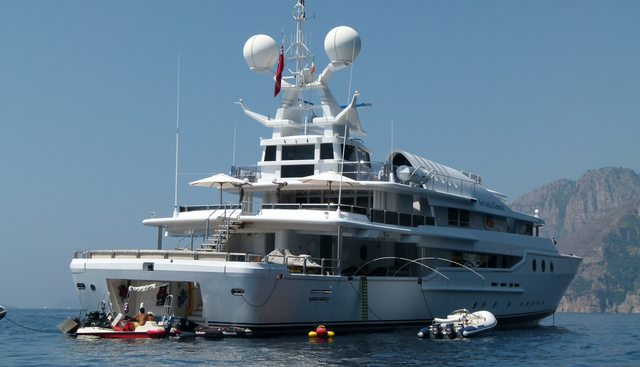 Lady A Charter Yacht - 5