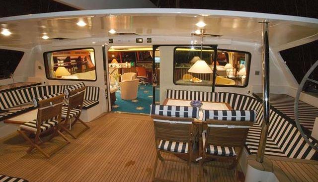 Azizam Charter Yacht - 8