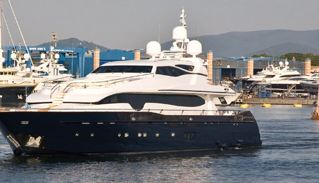 Aldoga Charter Yacht - 2