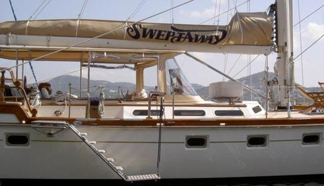 Sweptaway Charter Yacht - 3