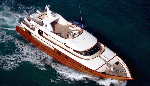 Ashena Charter Yacht