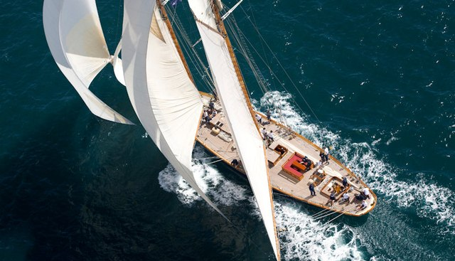 Mariette of 1915 Charter Yacht - 4