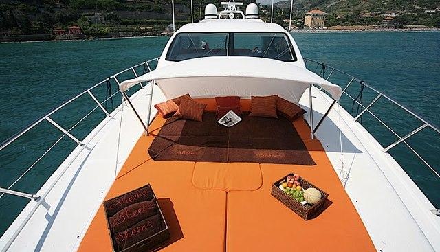 Aspra 38 Charter Yacht - 2