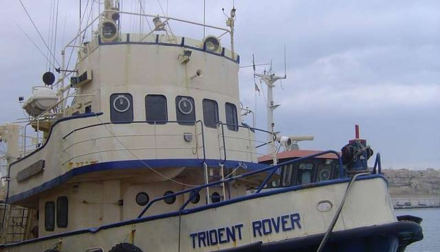 Trident Rover Charter Yacht - 2
