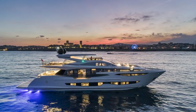 Pearl 95/02 Charter Yacht