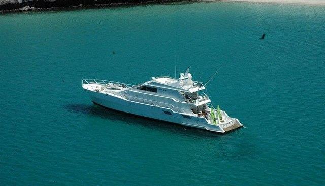 118' Breaux Fisher Charter Yacht - 3