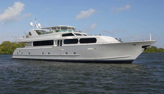 Iron Lady Charter Yacht