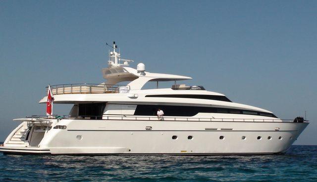 Zamolxis Charter Yacht