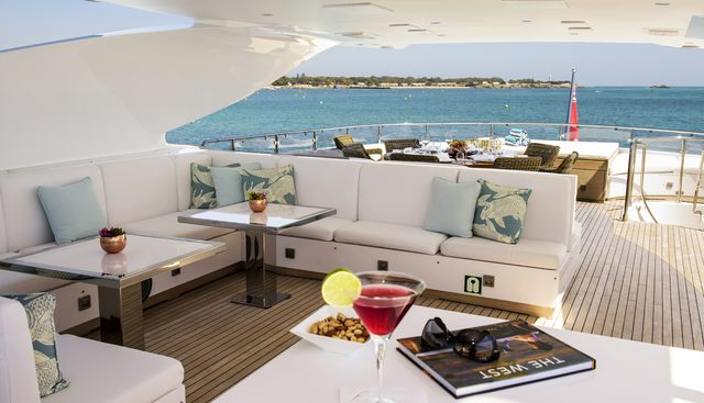 Infinity Pacific Charter Yacht - 4