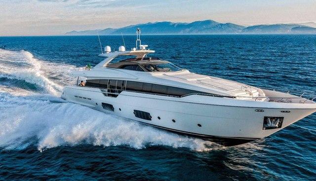 Agios Nikolaos Charter Yacht