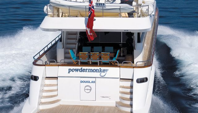 POWDERMONKEY OF LONDON Charter Yacht - 3