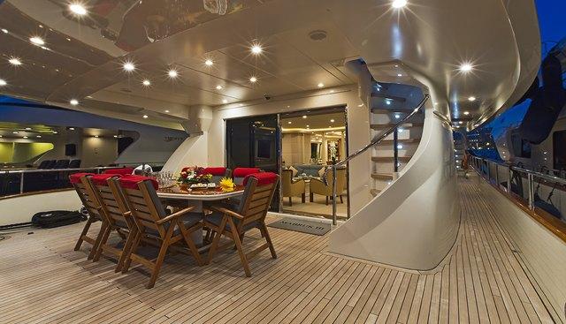 Mabruk III Charter Yacht - 5