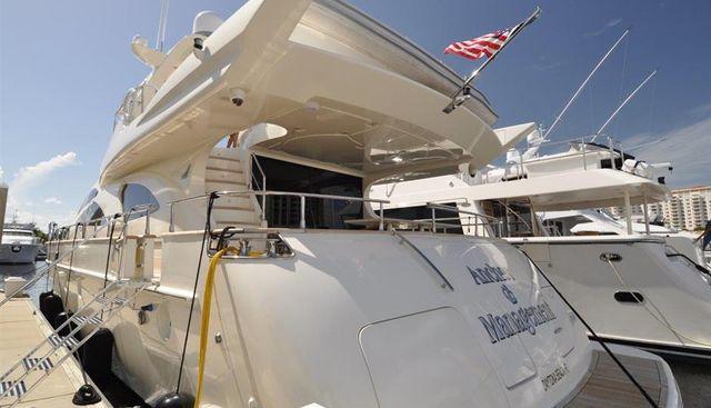 Anchor Management Charter Yacht - 2