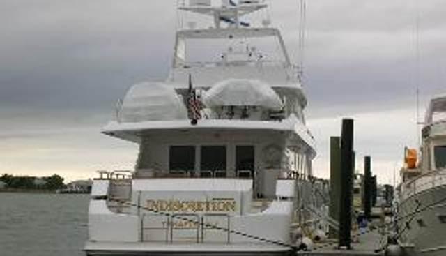 Indiscretion Charter Yacht - 2