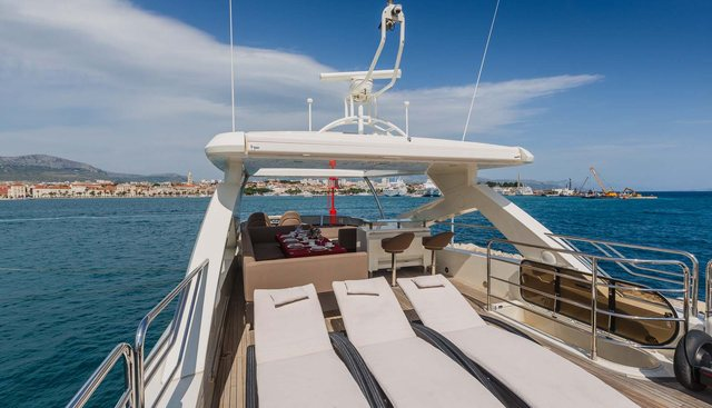 The Best Way Charter Yacht - 3