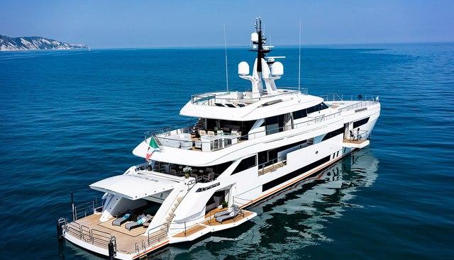 Cecilia Charter Yacht - 8