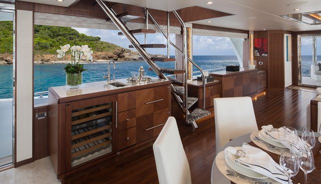 Sugaray Charter Yacht - 8