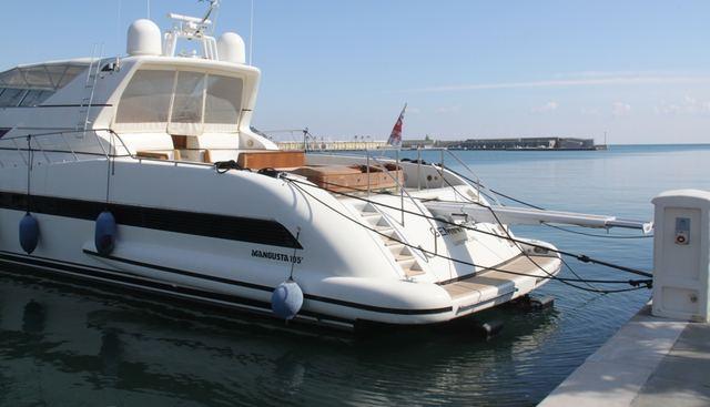 Plume Charter Yacht - 2