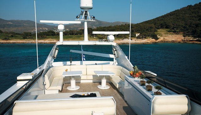 Obsesion Charter Yacht - 2