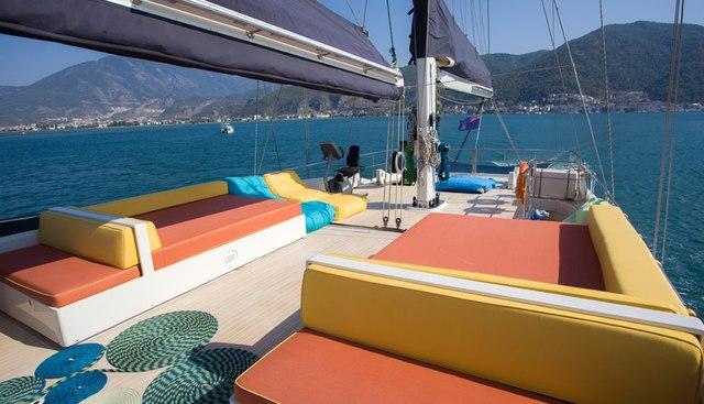L'Aquila Charter Yacht - 3