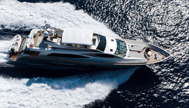 Hummingbird Charter Yacht - 5