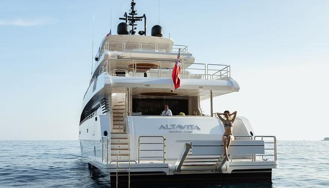 Altavita Charter Yacht - 5