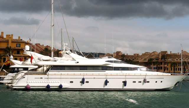 Rumbo Sotogrande Charter Yacht