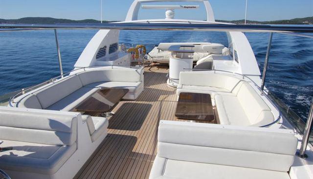 Adamo Charter Yacht - 5