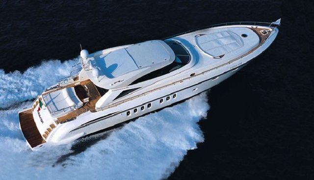 Amir III Charter Yacht