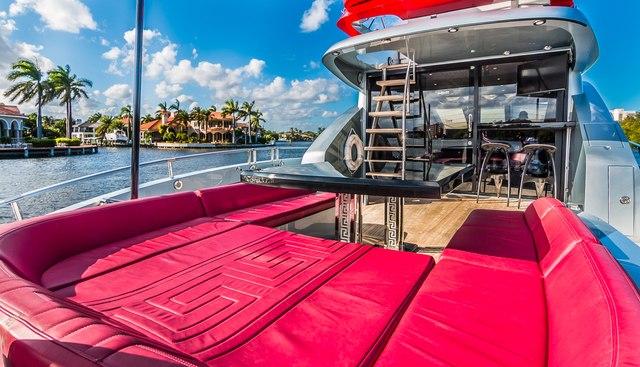 Sexy Charter Yacht - 5