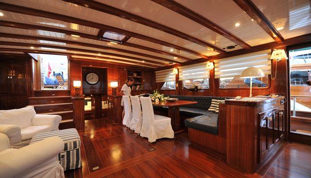 Queen of Datca Charter Yacht - 6