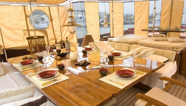 Don Giovanni Charter Yacht - 5