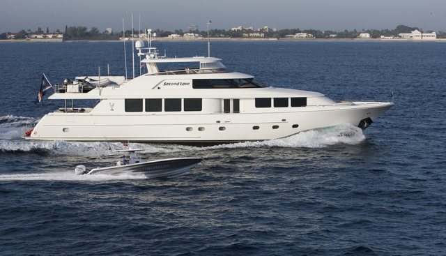Second Love Charter Yacht