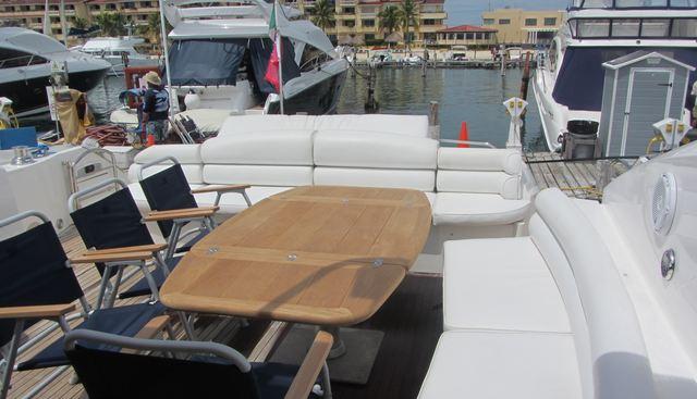 Aguila Charter Yacht - 2