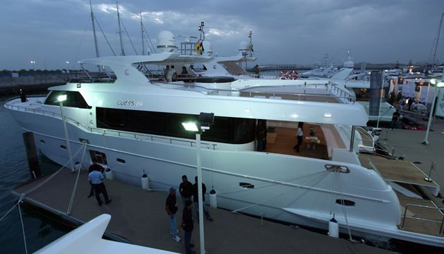 Lulwa Charter Yacht