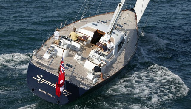 Symmetry Charter Yacht - 5