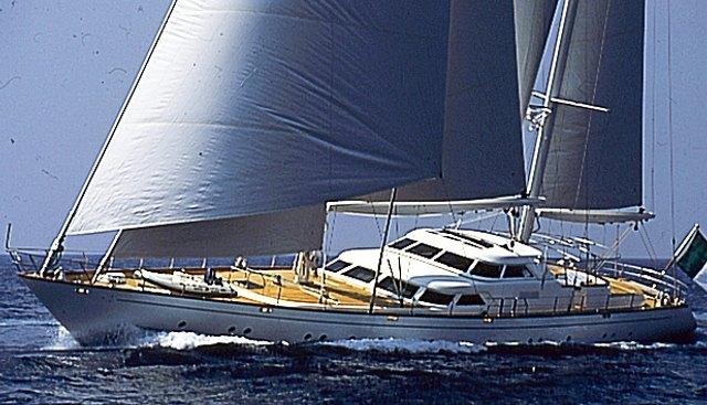 Carlotta Charter Yacht